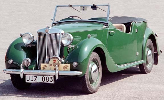 <I> YT-Tourer 1950. © Jan Borgfelt</I>